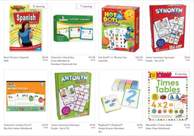 Zulily : ‼SALE‼ AS LOW AS $4.99 (Reg $9.99+) Homeschool Curriculum