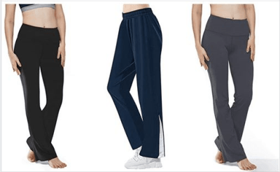 Amazon : Tall Length Womens Bootcut Yoga Pants Just $11.98-13.18 W/Code (Reg : $32.96) (As of 5/24/2019 1.05 AM CDT)