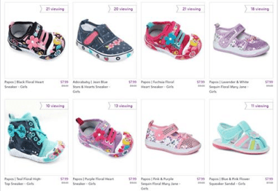Zulily : Papos Footwear: Baby to Big Kids Just $7.99 (Reg $17)