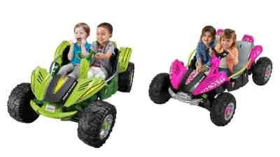 Walmart : Power Wheels Dune Racer 12-Volt Just $199 (Reg $299)