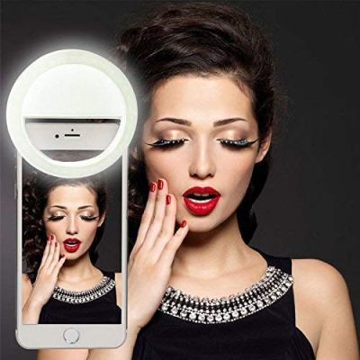 Amazon : Selfie Ring Light LED Just $3.19 W/Code (Reg : $15.99) (As of 5/20/2019 8.37 PM CDT)