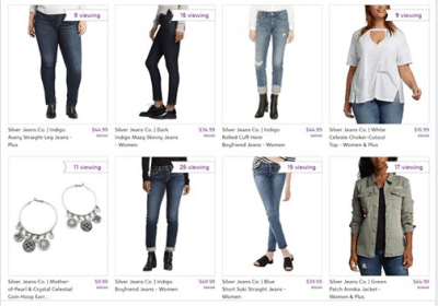 Zulily : Silver Jeans Co.: Women ‼SALE‼ AS LO