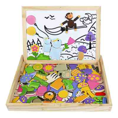 Amazon : Wooden Magnets Montessori Toys Just $8.99 W/Code (Reg : $17.98) (As of 5/24/2019 11.03 AM CDT)
