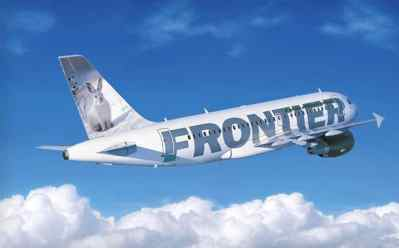 Frontier Airlines One-Way Flights ONLY $20 (Today Only, May 15th!)