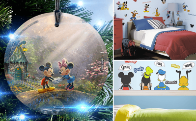 Zulily : Disney Mickey & Minnie Apparel and Decor Up to 65% Off – Girls' Clothing From $6.99!