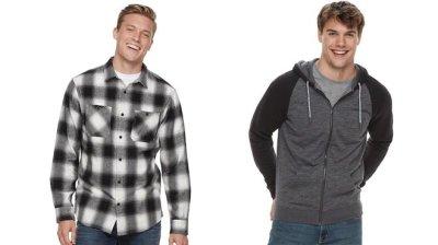 Kohl's : Men's Shirts Starting at Just $2.52 (Reg : $36) + FREE Shipping!!