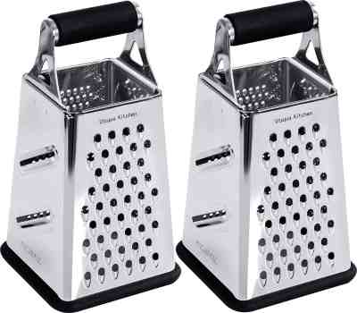 Amazon : [2-Pack, 4 Sided] Cheese Grater Just $8.99 (As of 6/17/2019 9.29 PM CDT)