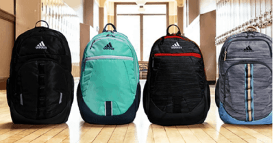 JC Penney : Up to 40% Off Adidas Backpacks