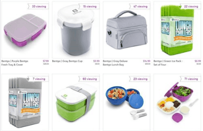 Zulily : Bentgo Lunch Boxes AS LOW AS $5.99 (Reg $8)
