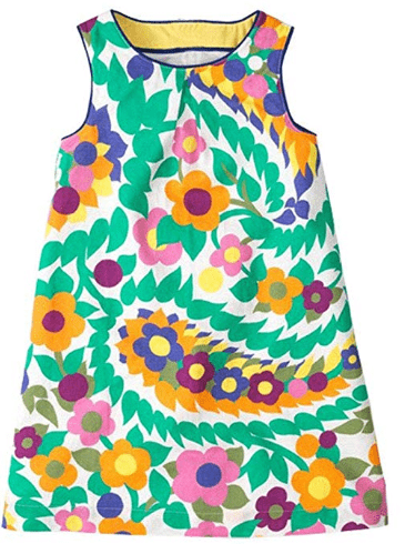 Amazon : Girls Summer Dresses Just $7.49 to $8.49 W/Code (Reg : $14.99 to $16.99 ) (As of 6/19/2019 4.11 PM CDT)