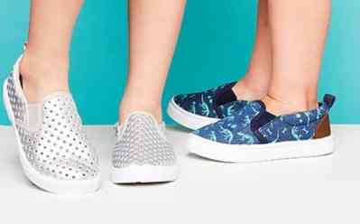 Kid's Slip-ON Shoes ONLY $7.99 (Reg $25) – Multiple Styles Available