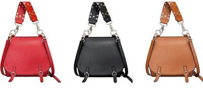 Amazon : Women's Leather Handbags Just $19.99 W/Code (Reg : $39.99) (As of 6/19/2019 2.51 PM CDT)
