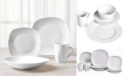 Tabletops Dinnerware Sets for Over 60% Off at JCPenney – Starting at ONLY $18.74!