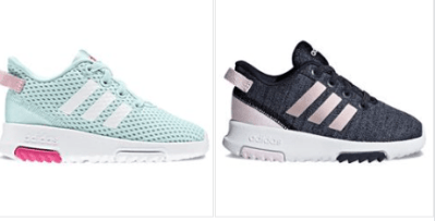 Adidas Racer TR Toddler Girls' Sneakers from $17.20 - $29.97 (Reg $43.00)