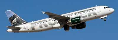 Frontier Airlines One-Way Flights JUST $25 (Book by June 17th!)
