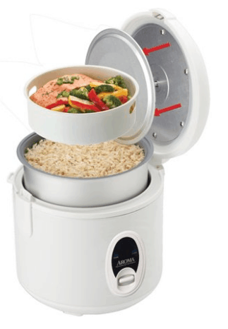 Walmart : PRIME DAY DEAL 8-Cup Rice Cooker and Food Steamer Just $10.65 (Reg : $24.99)
