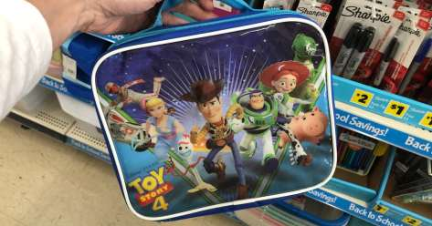 $5 Off $15 School Supplies at Dollar General (Pens, Lunch Kits, Notebooks & More)