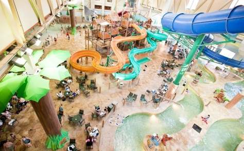 Great Wolf Lodge Family Suites Starting at $89.10 per Night (Includes Waterpark Passes!)