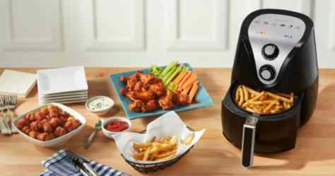Insignia Air Fryer Only $39.99 Shipped (Regularly $100)