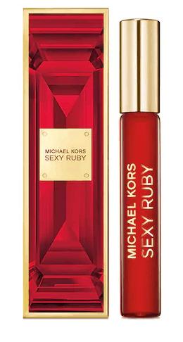 Kohl's : Michael Kors Sexy Ruby Women's Rollerball Perfume Just $20.99 (Reg : $30)