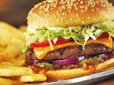 Red Robin Gourmet Burger, Bottomless Fries and Drinks for ONLY $10