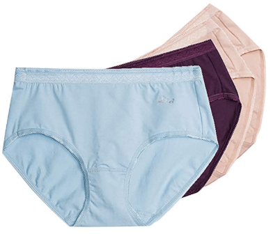 Amazon : PRIME DAY DEAL Women's 4 Pack Cotton Stretch Hipster Panty Just $4.99 (As of 7/16/2019 1.08 PM CDT)