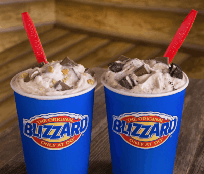 Free Blizzard Treat At Dairy Queen With App Download!