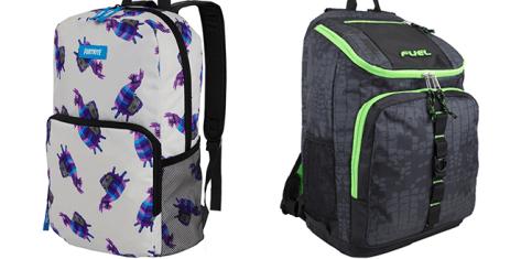 Kids' Backpacks Sale: Starting at Just $11.99 at JCPenney (Adidas, JanSport, Fuel, Fortnite) 🎒🎒