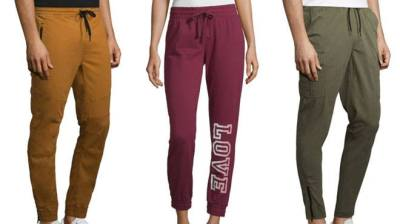 *HOT* Men's & Women's Jogger Pants Starting at JUST $6.36 at JCPenney