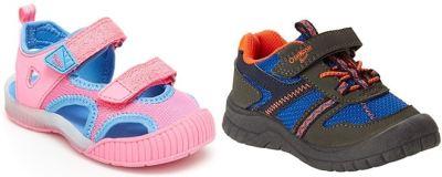 Zulily : OshKosh B'gosh Kids' Footwear Just $12.99 (Reg :$40) – Hurry!