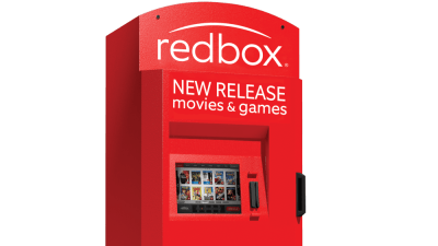 $1.50 Off Redbox DVD, Blu-ray or Video Game Rental – Today Only!