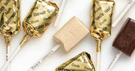 Free See's Candies Lollypop (In-Store & Today Only)