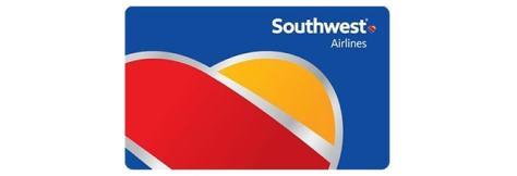 $100 Southwest Gift Card: $90 ???