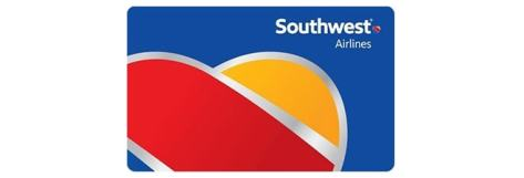 $100 Southwest Gift Card: $90 ✈✈✈