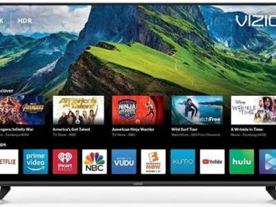 VIZIO 50? LED 4K UHD Smart TV $299.99 + $100 Dell Gift Card & FREE Shipping!