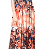 Amazon : Women's Deep V Neck Maxi Dress Just $6.83 W/Code (Reg : $17.97) (As of 8/17/2019 2.20 AM CDT)