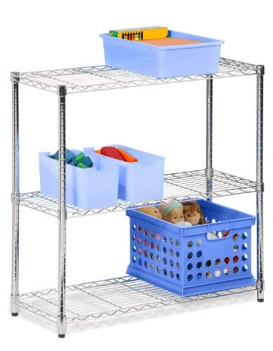 Amazon : Adjustable Storage Shelving Just $19.97 (Reg : $52.99) (As of 8/23/2019 12.11 PM CDT)