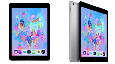 Apple iPad 9.7-Inch 32GB WiFi Tablet for ONLY $249 + FREE Shipping (Regularly $330)