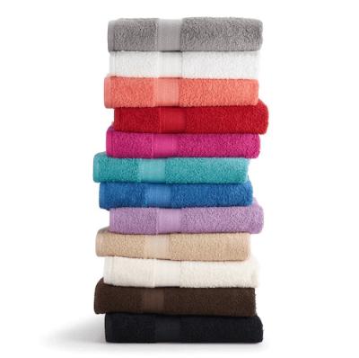 Kohl's : Bath Towel's $2.56 EACH WHEN YOU BUY (7) = $17.93!!