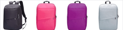 Amazon : Casual Backpack Just $12.73 W/Code (Reg : $25.98) (As of 8/27/2019 5.45 PM CDT)