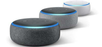 THREE Amazon Echo Dots 3rd Generation for ONLY $23.32 Each + FREE Shipping (Reg $50)