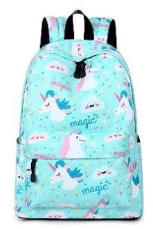 Amazon : Lightweight Unicorn Backpacks Just $12.99 W/Code (Reg : $25.99) (As of 8/20/2019 9.54 AM CDT)