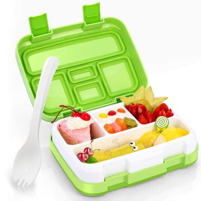 Amazon : Lunch Box for Kids with Spoon Just $10.99 W/Code (Reg : $19.99) (As of 8/24/2019 6.03 PM CDT)