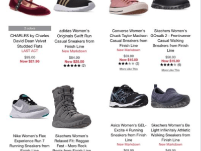 Macy's : SHOE CLEARANCE - From AS LOW AS $5