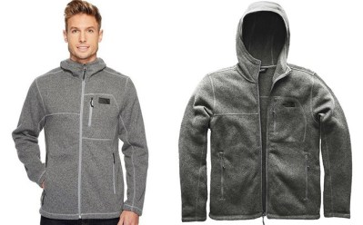 The North Face Men's Zip-Up Hoodie Starting at ONLY $39.97 (Regularly $99)
