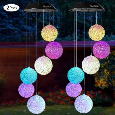 Amazon : Wind Chimes Outdoor 2 Pack Just $19.79 W/Code (Reg : $32.99) (As of 8/24/2019 5.55 PM CDT)