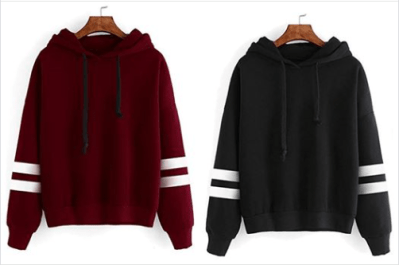 Amazon : Women's Fashion Casual Sweatshirt Just $10.40 W/Code (Reg : $25.99) (As of 8/25/2019 8.26 PM CDT)