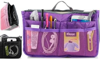 Women's Travel Purse Organizer ONLY $4.99 + FREE Shipping (Regularly $20)