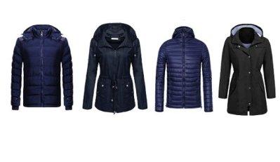 Amazon : Women's Winter Warm Hooded Jacket Just $19.99-$27.49 W/Code(Reg : $39.99-$54.98) (As of 8/25/2019 9.23 PM CDT)