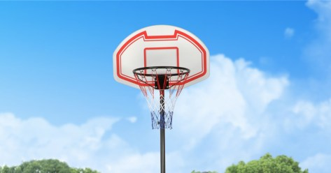Portable Adjustable Basketball Hoop w/ Wheels Just $50.99 Shipped at Walmart (Regularly $100)